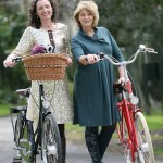 Pippa and Sue Sparks from the Urban Bicycle Company