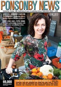 Pippa Coom Ponsonby news June 2013
