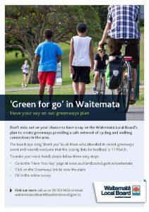 Greenways plan