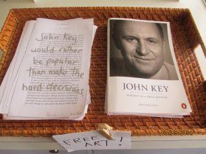Free Art John Key