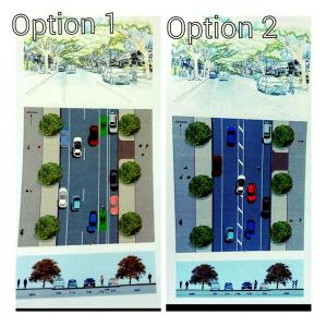 Franklin Road options
