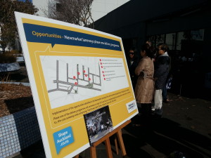 Newmarket laneways open day