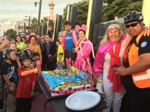 Lightpath 1st birthday celebrations