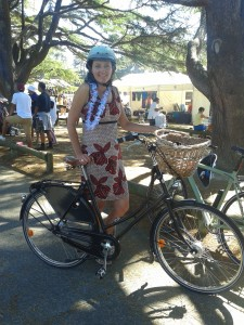 Pasifika by bike