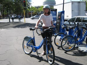 public bike scheme