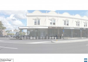 Ponsonby_Bike_Corral proposal May 2013