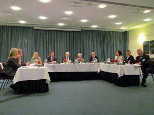 Inaugural meeting 4 November 2013
