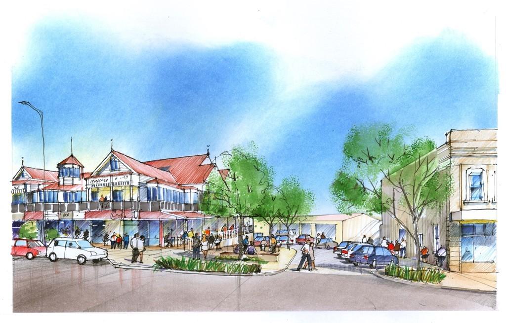 Draft Ponsonby Road masterplan update