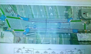 Upper Queen Street Bridge Design