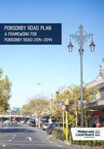 Ponsonby Road plan cover