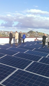 Solar at the Auckland Museum