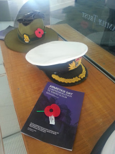 Armistice Day Commemoration