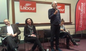 Labour transport panel with Patrick Reynolds