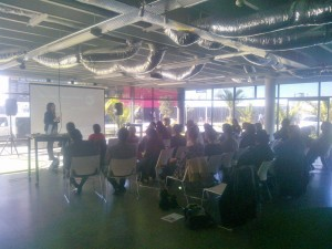 Inner city network meeting at GridAKL