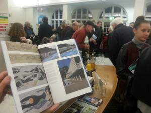 Parnell Baths book launch