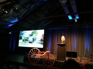 pecha kucha cycling edition Barbara Grace
