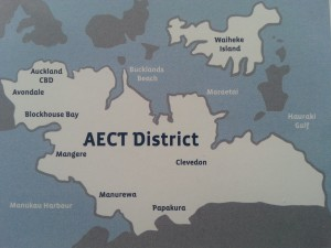 AECT district