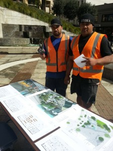 Ellen Melville Centre and Freyberg Square consultation drop in