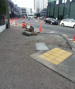 Graham Street footpath renewal