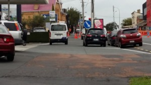 Williamson Ave footpath parking