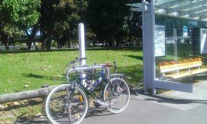 bike parking victoria park
